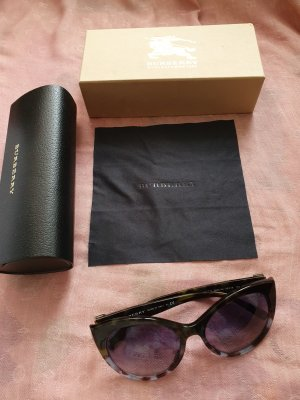 Burberry London Glasses slate-gray