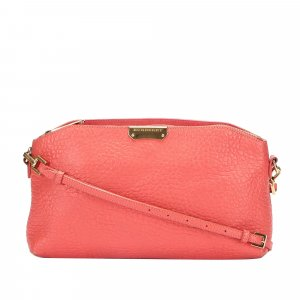 Burberry Chichester Leather Crossbody Bag