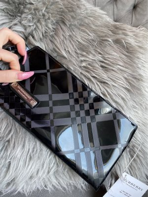 Burberry Clutch zwart