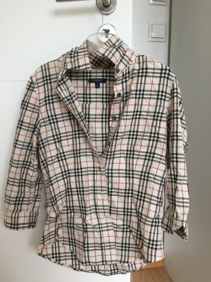Burberry Shirt Blouse multicolored cotton