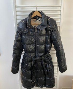 Burberry Abrigo de plumón negro