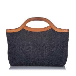 Burberry Denim Handbag