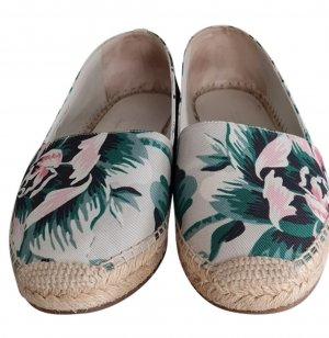Burberry Moccasins multicolored leather