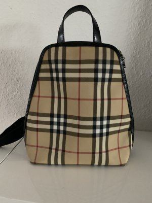 Burberry Mini Backpack multicolored