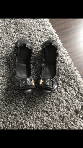 Burberry Ballerinas black