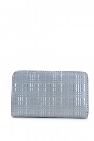 Burberry Portafogli grigio chiaro stile professionale