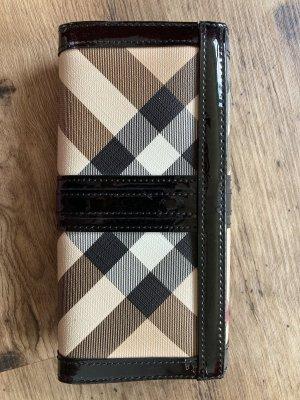 Burberry Portemonnee veelkleurig Polyester