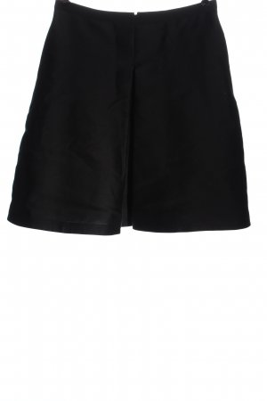 Burberry Flared Skirt black allover print casual look