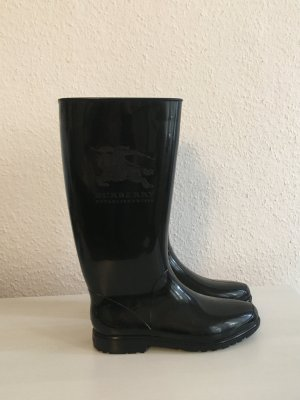 Burberry Wellies black