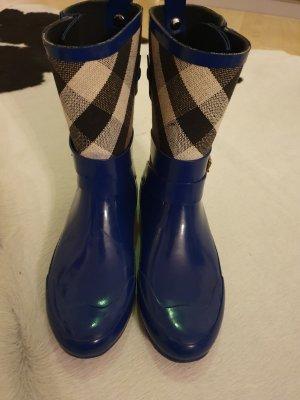 Burberry Wellies blue