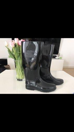 Burberry Wellington laarzen zwart