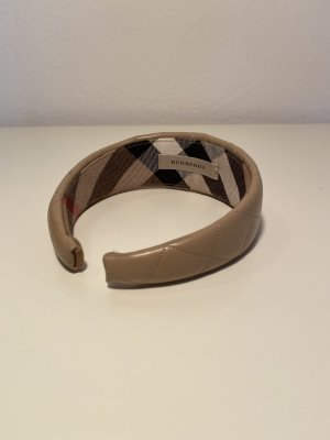 Burberry Hair Circlet beige-anthracite
