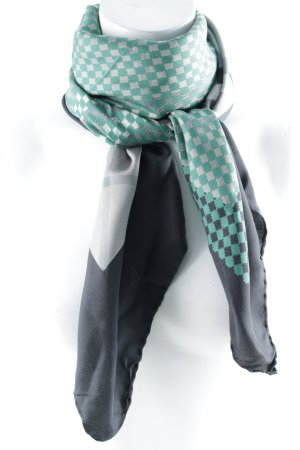 Burberry Neckerchief abstract pattern elegant