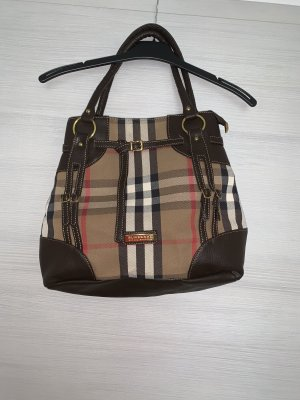 Burberry Handbag bronze-colored