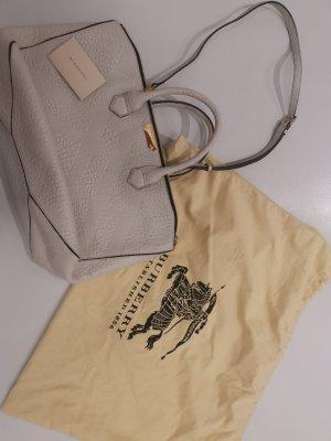 Burberry London Carry Bag light grey