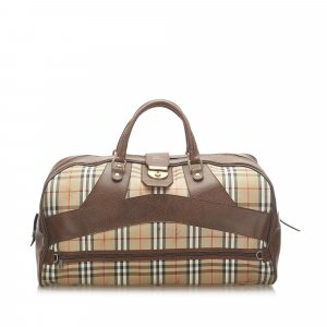 Burberry Travel Bag beige