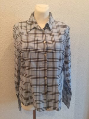 Burberry Camisa de manga larga multicolor
