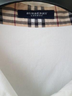 Burberry Shirt met lange mouwen wit