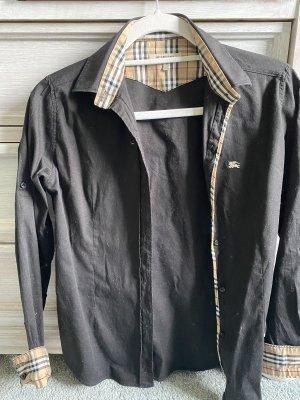 Burberry London Long Sleeve Shirt black