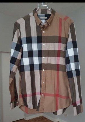 Burberry Long Sleeve Shirt multicolored