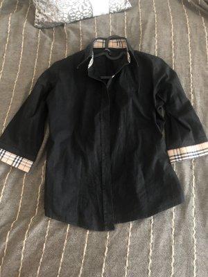Burberry Hemd S schwarz