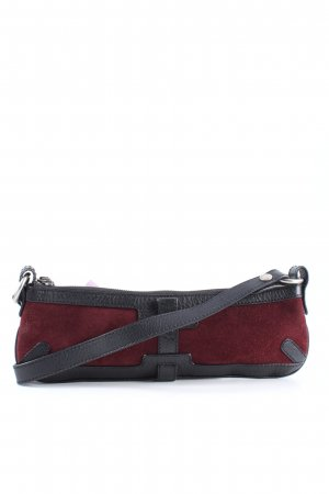 Burberry Carry Bag red-black casual look