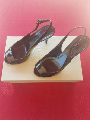 BURBERRY High Heel Sandaletten Gr.36