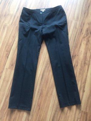Burberry London Pantalon pattes d'éléphant noir