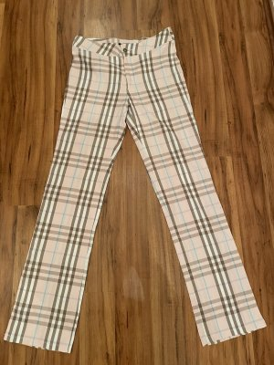 Burberry Pantalone jersey rosa chiaro-beige