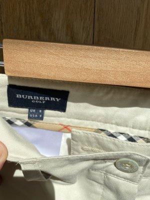 Burberry Pantalone jersey crema