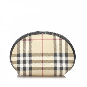 Burberry Pouch Bag light brown