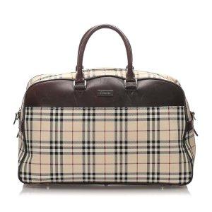 Burberry Travel Bag beige