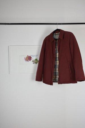 Burberry Between-Seasons Jacket carmine