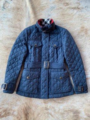 Burberry Jacke Gr. XS, blau