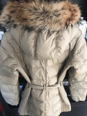 Burberry Down Jacket beige