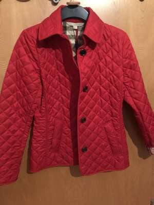 Burberry Jacket red