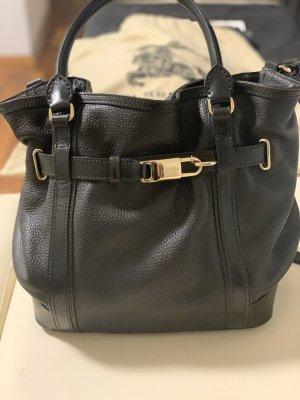 Burberry Handbag dark brown