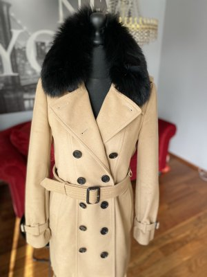 Burberry London Winter Coat beige
