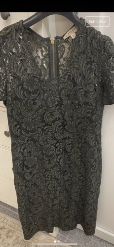 Burberry Lace Dress khaki