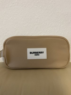 Burberry Makeup Bag beige
