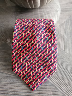 Burberry Krawattenschal Krawatte 100% Seide Luxus