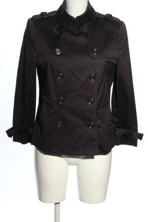 Burberry Krótka kurtka czarny W stylu casual