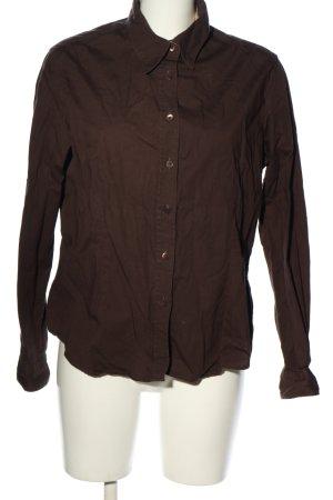 Burberry Long Sleeve Shirt brown casual look