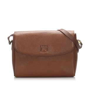 Burberry Leather Crossbody Bag