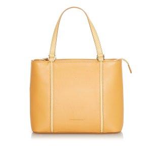 Burberry Handbag light brown leather