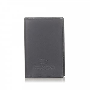 Burberry Leather Notebook Cover