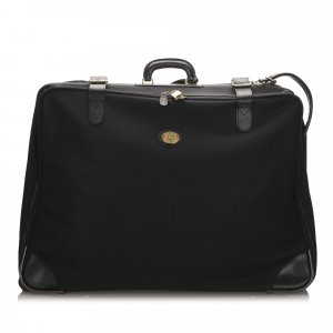 Burberry Travel Bag black nylon