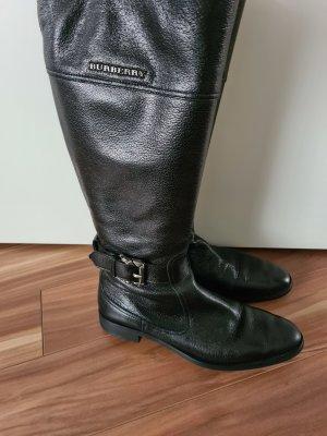 Burberry Heel Boots black