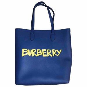Burberry Leder shopper