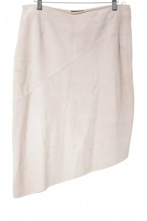 Burberry Leather Skirt dusky pink elegant
